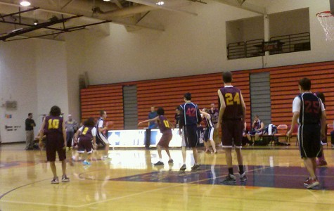 NNHS hosts special olympic basketball showdown