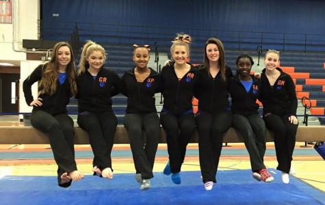 Girls gymnastics team improves at DVC
