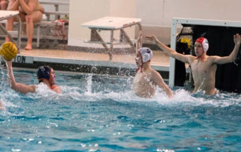 Water polo teams compete at Naperville Quint