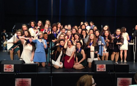 Show choirs end a successful competition season