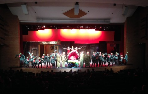 Theater department lures audiences with 'Little Shop of Horrors'