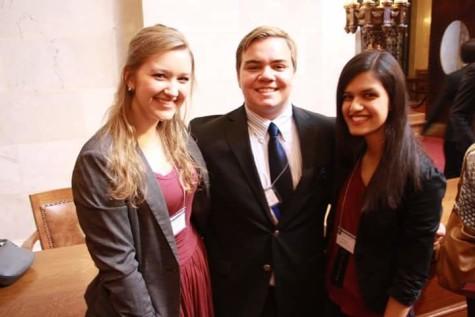 JSA provides outlet for politically interested students