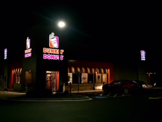 """Good news for students who """"run on Dunkin'"""""""