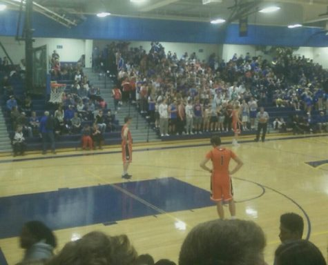 Basketball wins overtime nail-biter against  Wheaton North; Improve to 5-1 on season