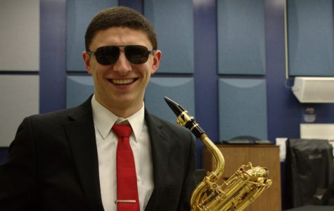 NNHS band bring nice twist, and laughs, to Valentine's day with Saxy-Grams
