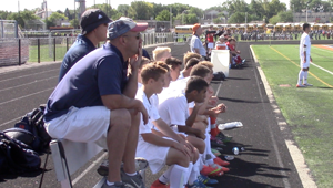 Konrad's return to coaching inspires boys soccer team