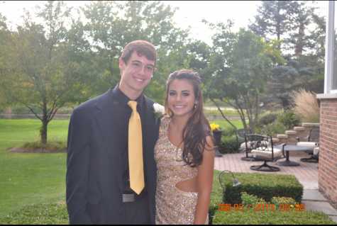 I loved the Peaches dress that  I wore to Homecoming junior year.