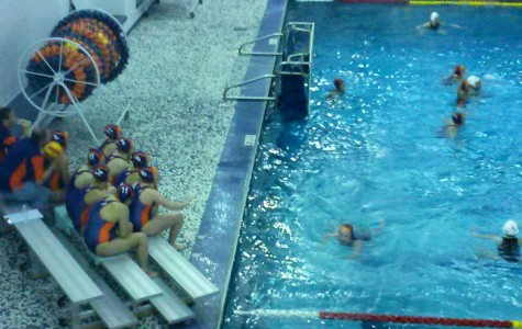 Girls water polo defeats crosstown rival