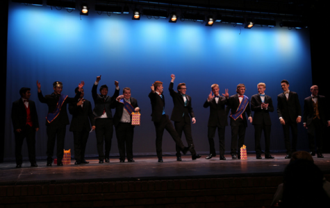 The best and brightest compete for Mr. NNHS