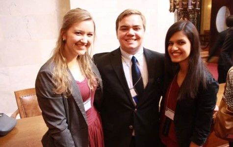 JSA provides outlet for politically interested students