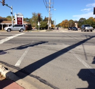 Safety of Ogden and Mill intersection causes concern