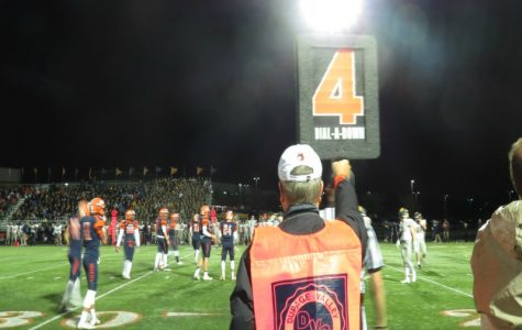 Huskies lose for first time this season, look to rebound versus Central