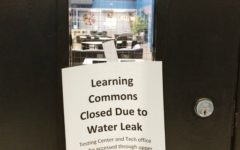 Clogged pipe leads to flooding, temporary closure of Learning Commons