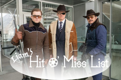 "Liam's Hit O' Miss List: ""Kingsman: The Golden Circle"""