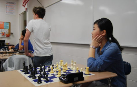 Sophomore competes in World Youth Chess Championships, shows her love and dedication