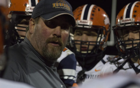 Huskie football eliminated from playoffs