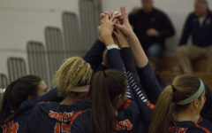 Huskie girls volleyball eliminated from playoffs
