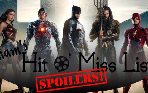"Liam's Hit O' Miss List: ""Justice League"""