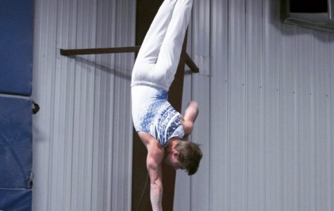 Curran Phillips: From young tumbler to collegiate gymnast
