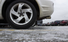 NNHS students, drivers brave icy roads in morning commute