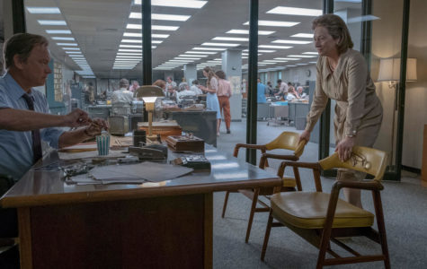"Review: ""The Post"" creates suspenseful excitement while telling a historical narrative"
