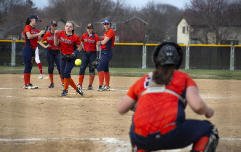 NNHS softball stunned by Naperville Central