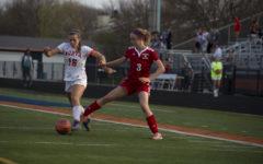Huskie girls soccer wins thrilling crosstown matchup