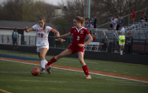 Huskie girls soccer wins thrilling crosstown matchup