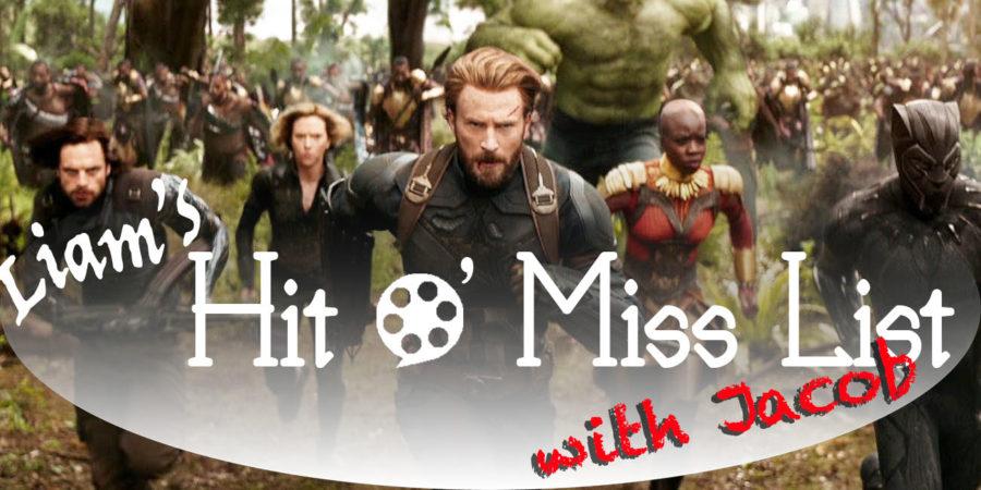 Liam's Hit O' Miss List featuring Jacob de Waard: Avengers