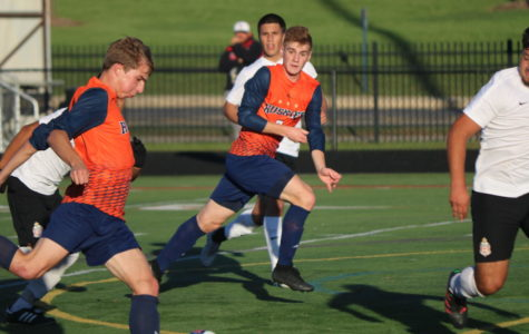 Huskie soccer begins state tournament run with win