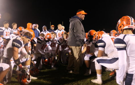 Huskie football eliminated from playoff contention after loss to Neuqua Valley