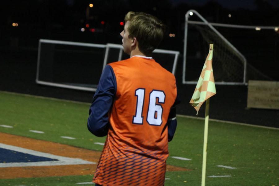 Huskie boys soccer ends regular season with a win