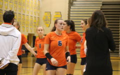 Girls volleyball suffers rare loss