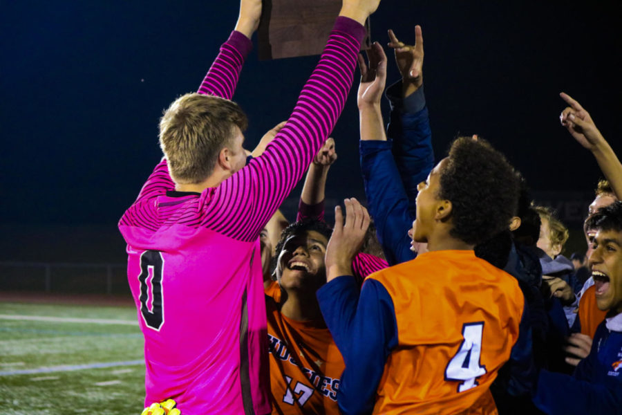 Huskies+Boys+soccer+now+two+wins+away+from+three-peat+state+win