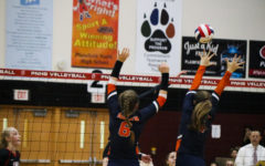 Huskie volleyball playoff run comes to an end in sectional final