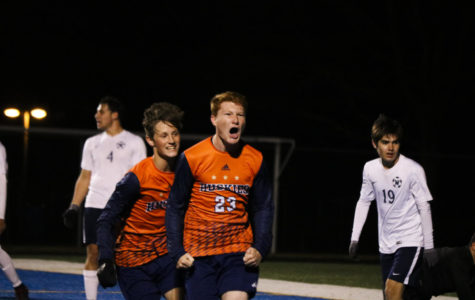 Huskie soccer claims sectional championship as playoff run continues