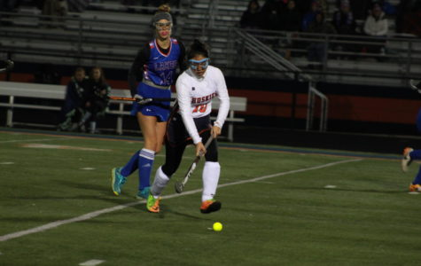 Huskie field hockey loses opening playoff match