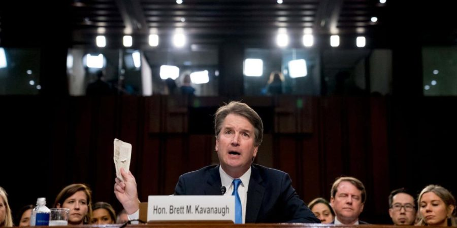 """Column: Kavanaugh's """"life forever altered"""" by allegations"""