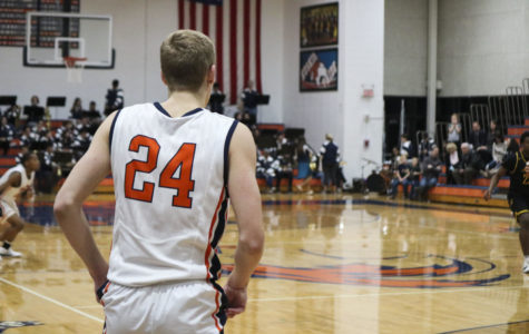 Huskie boys basketball starts to roll as they win another conference matchup