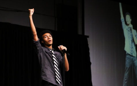 Photoslider: NNHS Winter Assembly shines with talented students