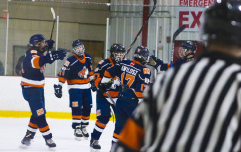 NNHS Hockey defeats the DuPage Stars in rematch