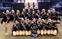 Historic year for North's dance team ends with state title