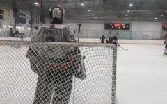 Huskies boys hockey loses tough battle against crosstown rival