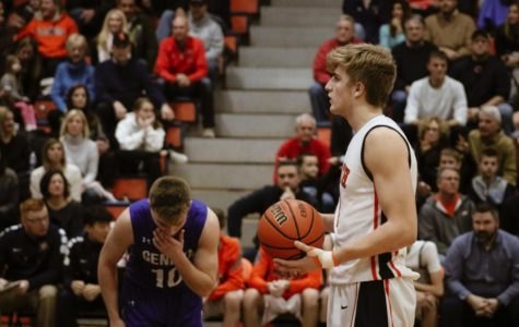 Huskies take Geneva into overtime but can't pull off win