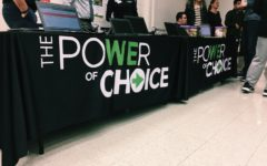 The Power of Choice surveys students in lunch periods