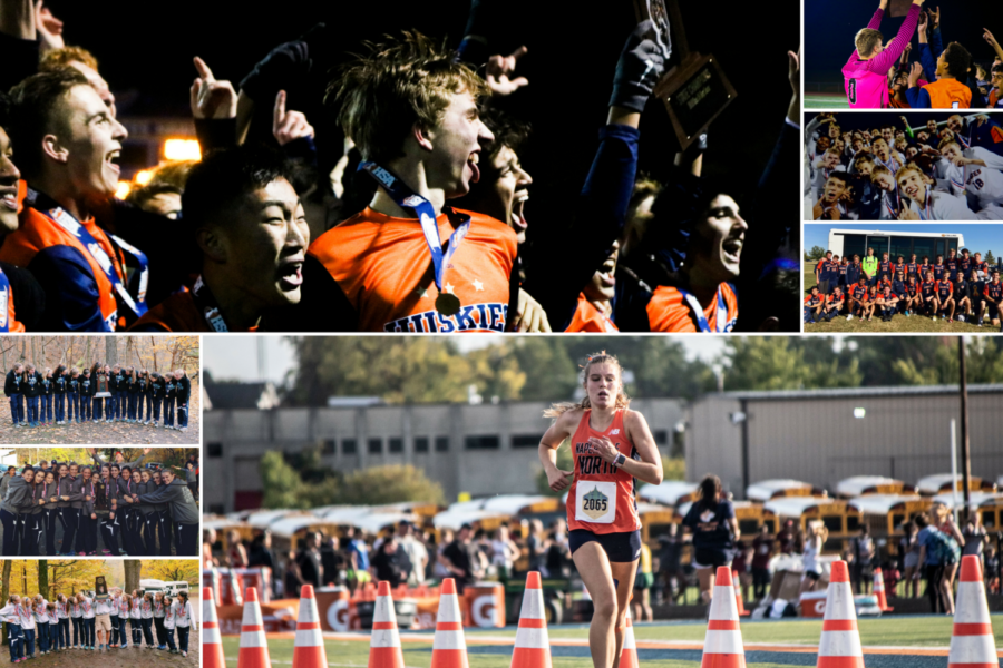 Dynasty: Six state championships, three years, two teams and one school