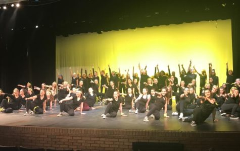 "2019 Orchesis show ""Lights, Camera, Action!"" hits the stage"