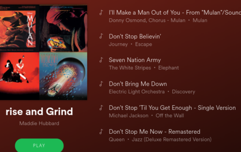 Rise and grind — it's playlist time