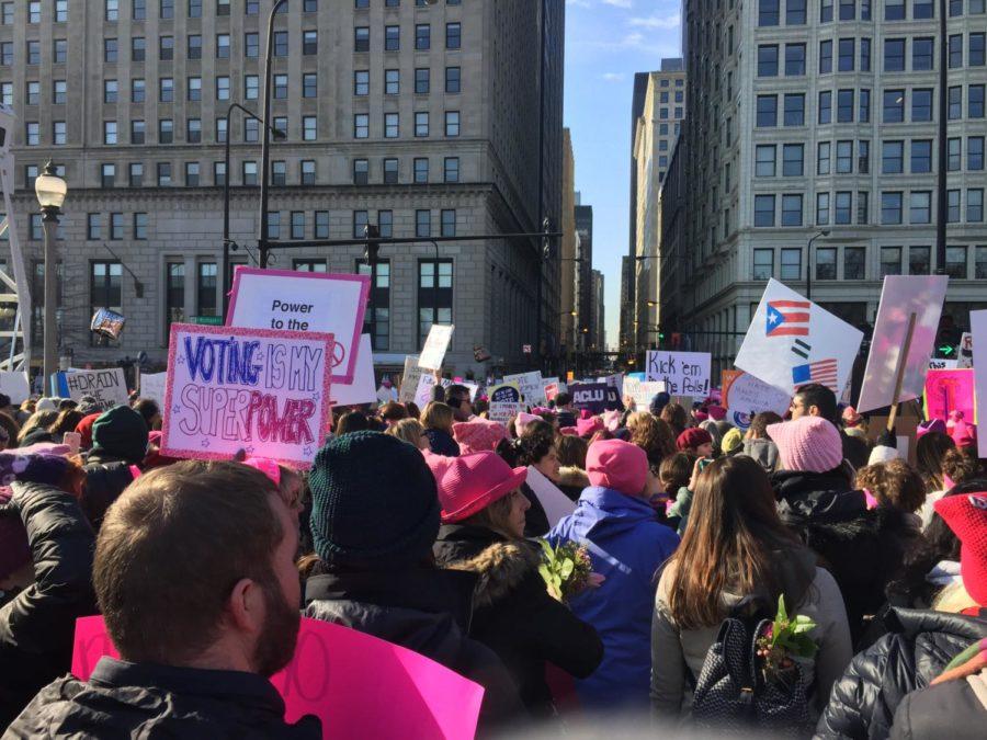 Women's History Month Recap