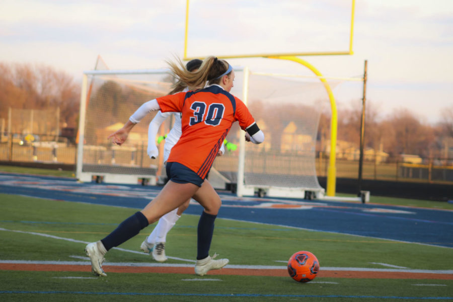 North girls soccer wins first home matchup of season